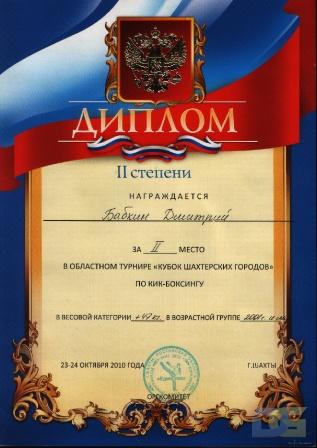 Бабкин Дмитрий